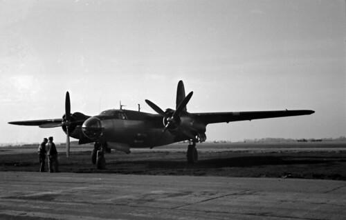 B-26 f9 brite rear
