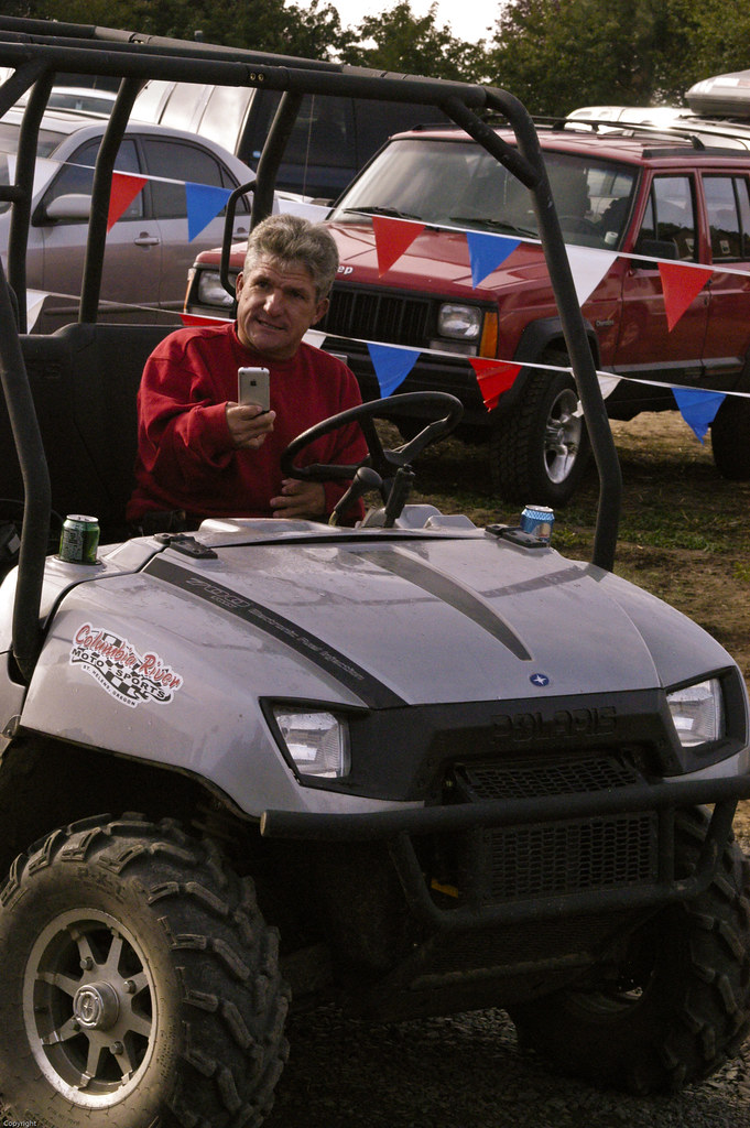 Matt Roloff at Roloff Farms
