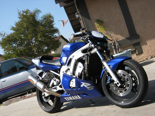 Considering going streetfighter....thoughts? - Yamaha R6 ...  Considering goi...