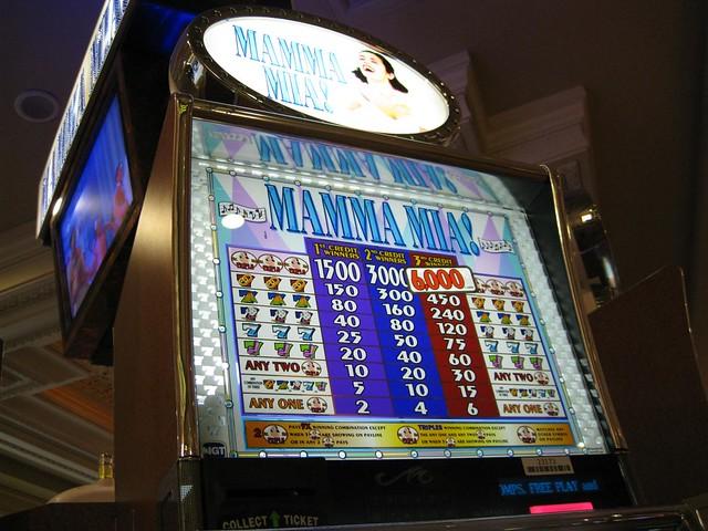 Slot Machines At Mandalay Bay