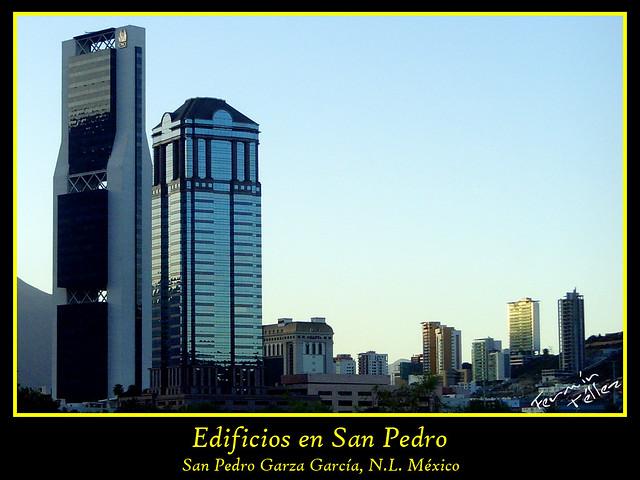 Edificios en San Pedro
