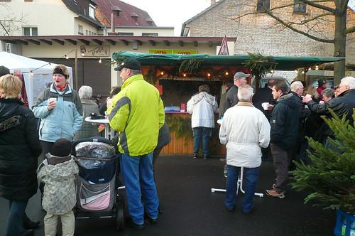 Weihnachtsmarkt Berkersheim, 30.11. 2008