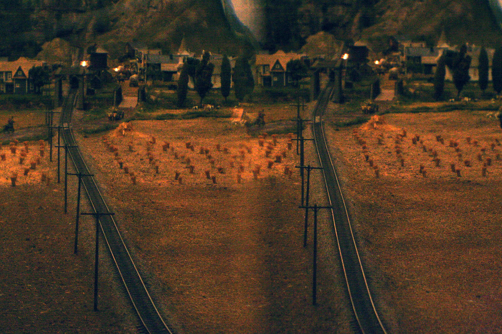 Canadian Pacific Railway Model Train track in 3D Stereo   Flickr