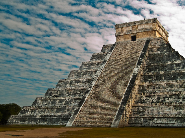 【南米の世界遺産大国】情熱の国メキシコの絶景世界遺産5選