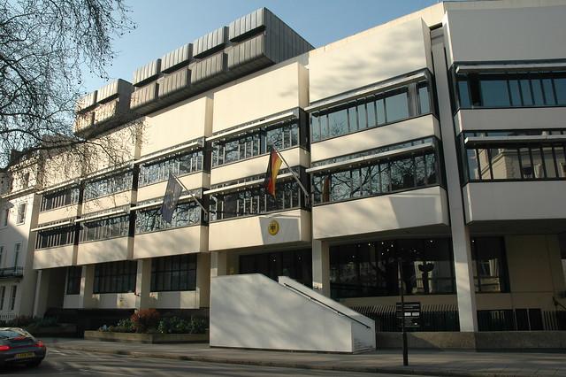 german embassy london sw1 flickr photo sharing. Black Bedroom Furniture Sets. Home Design Ideas