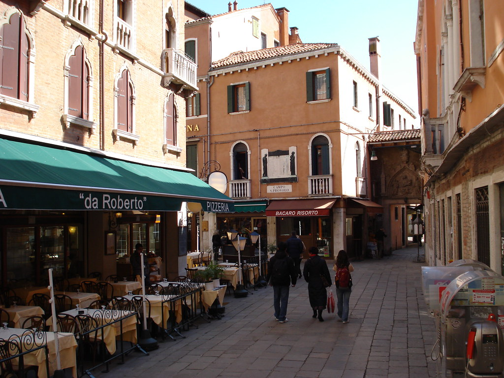 Pizza Restaurants In Venice Ca