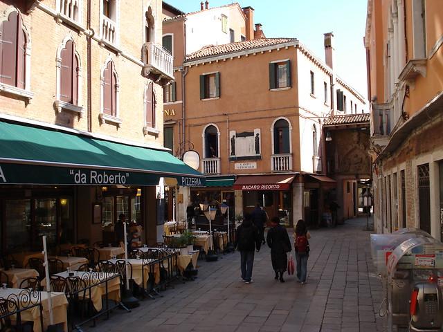 Italian Pizza Restaurant in Venice, Italy | Flickr - Photo