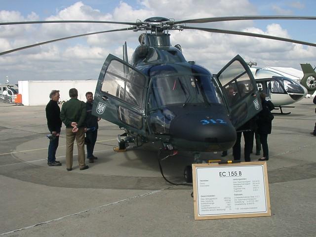 Eurocopter EC 155 B
