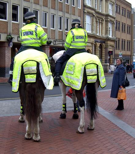 4 pony-tails
