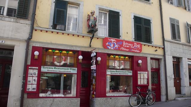 Restaurant Turk, Solothurn