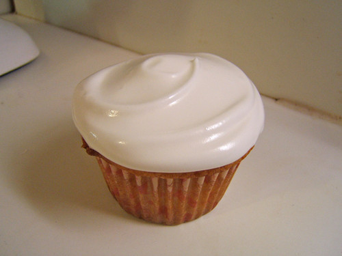 Dean Jacob's White Chocolate Raspberry Cupcake & Frosting Mix