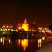 Small photo of Sevilla at night