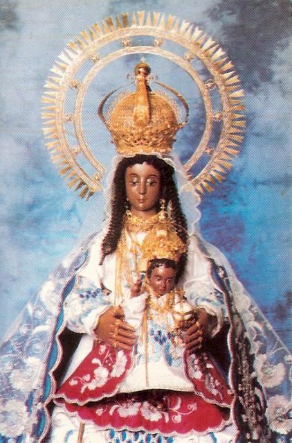 The Original Miraculous Image of Nuestra Señora Virgen de la Regla
