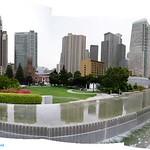 Yerba Buena Gardens panorama