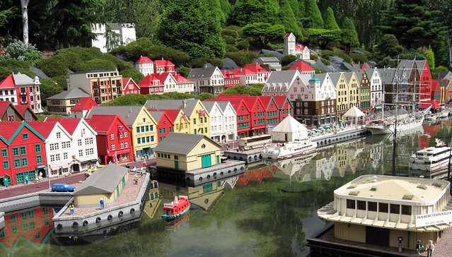 Lego Bergen