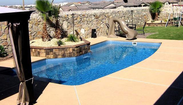 Triton 6b viking pools custom design advanced pool for Pool design el paso tx
