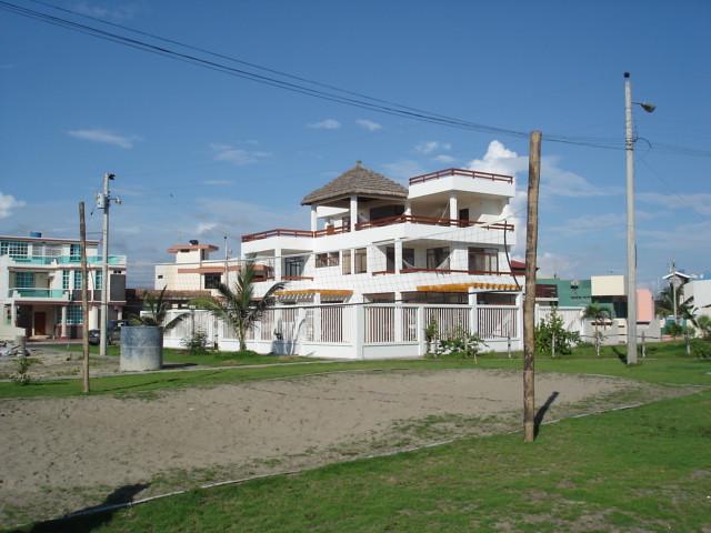 Adobe Houses Ecuador