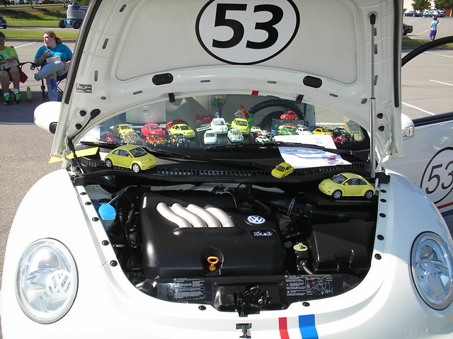 Vw Beetle Engine Compartment Pictures to Pin on Pinterest
