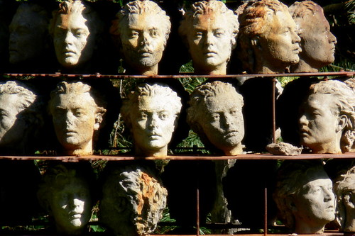 Faces by Corbeau du Nord