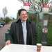 31.03.2008 - Mehr Platz auf Rastplätzen mit Patrick Döring