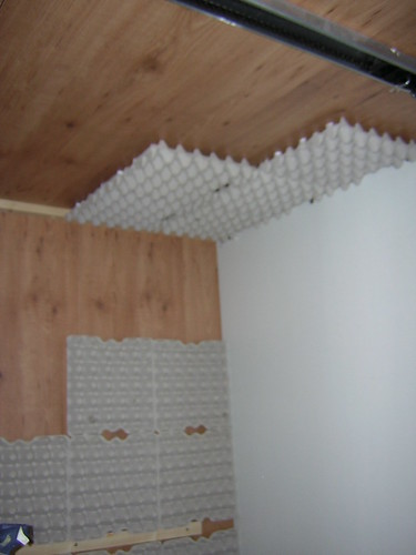 Guitarrista ver tema construcci n minilocal de ensayo - Insonorizacion de paredes ...