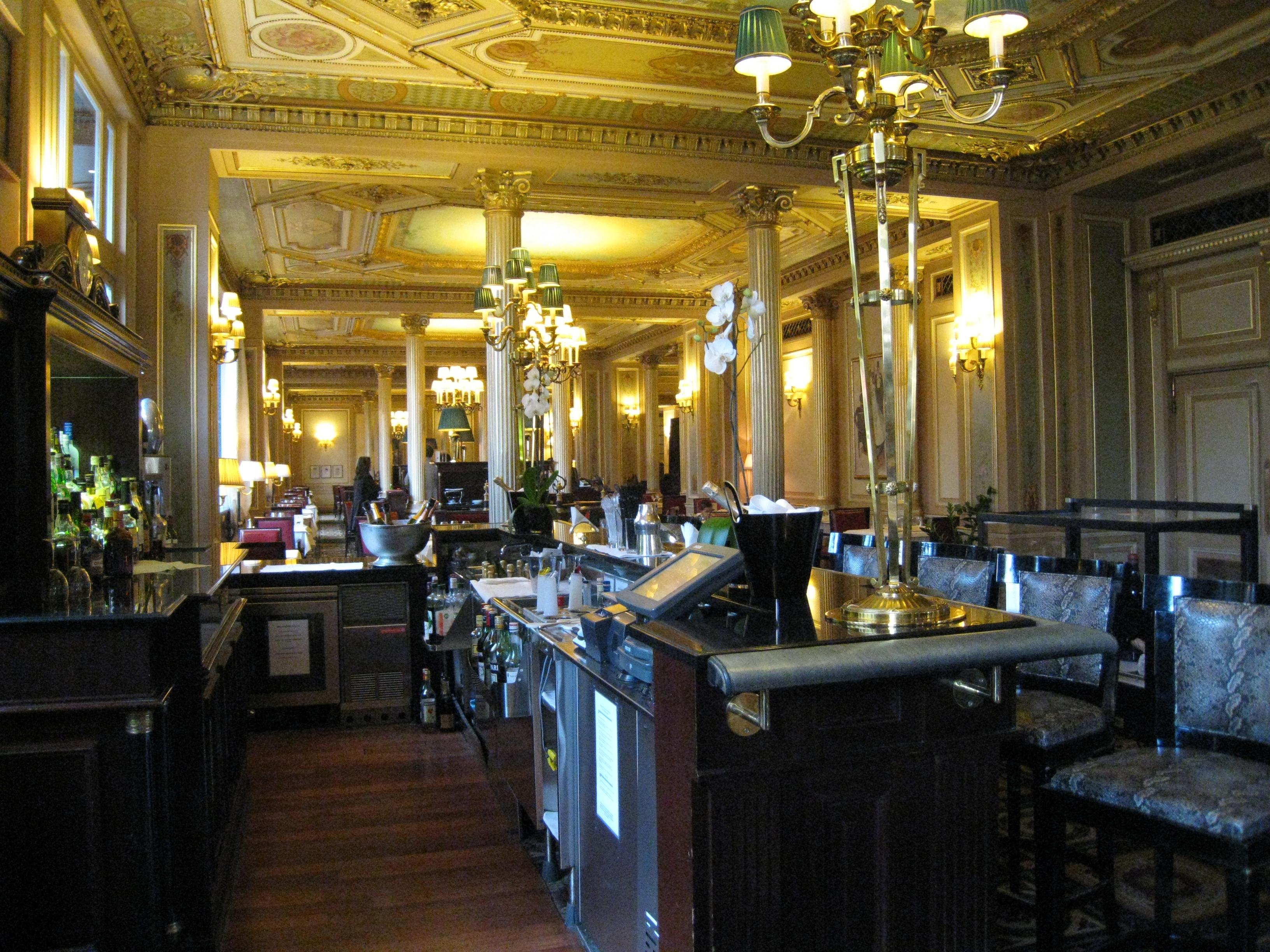 Café de la Paix, Paríž
