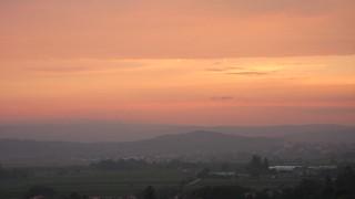 Neusiedl am See sunset