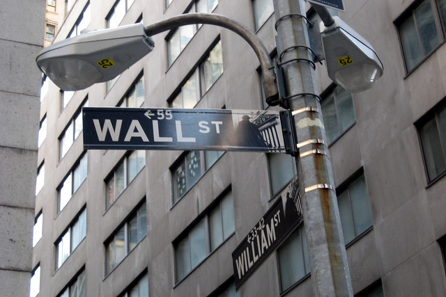 NYC: Wall Street and William Street