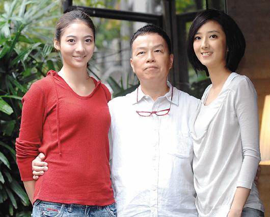 謝沛恩、王小棣和桂綸鎂