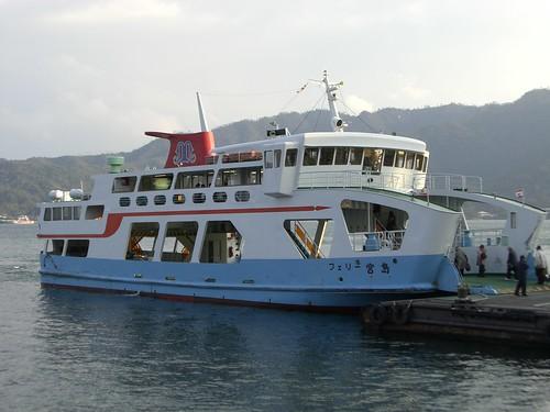 松大フェリー/Matsudai-Kisen Ferryboat
