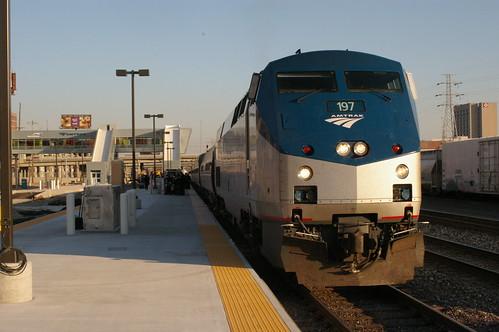 Amtrak Lincoln Service / Ann Rutledge layover