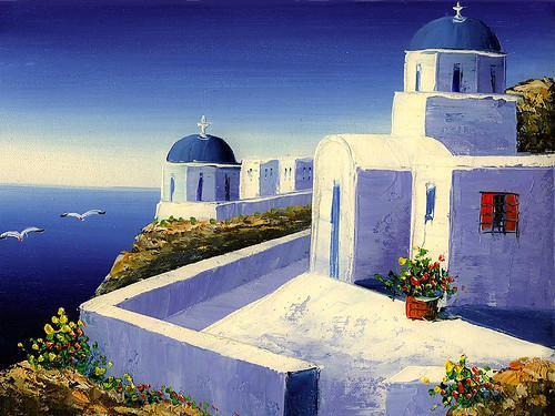 Greece Ελληνικά Ελλαδα Europe 53 © Bernhard Egger :: eu-moto images یونان Grecia Grèce