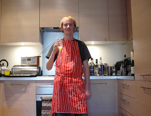 Cooking the Christmas Lunch