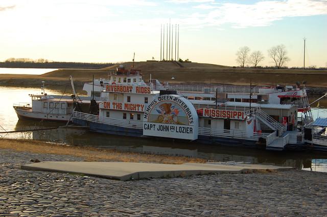 Memphis River Boats Tours