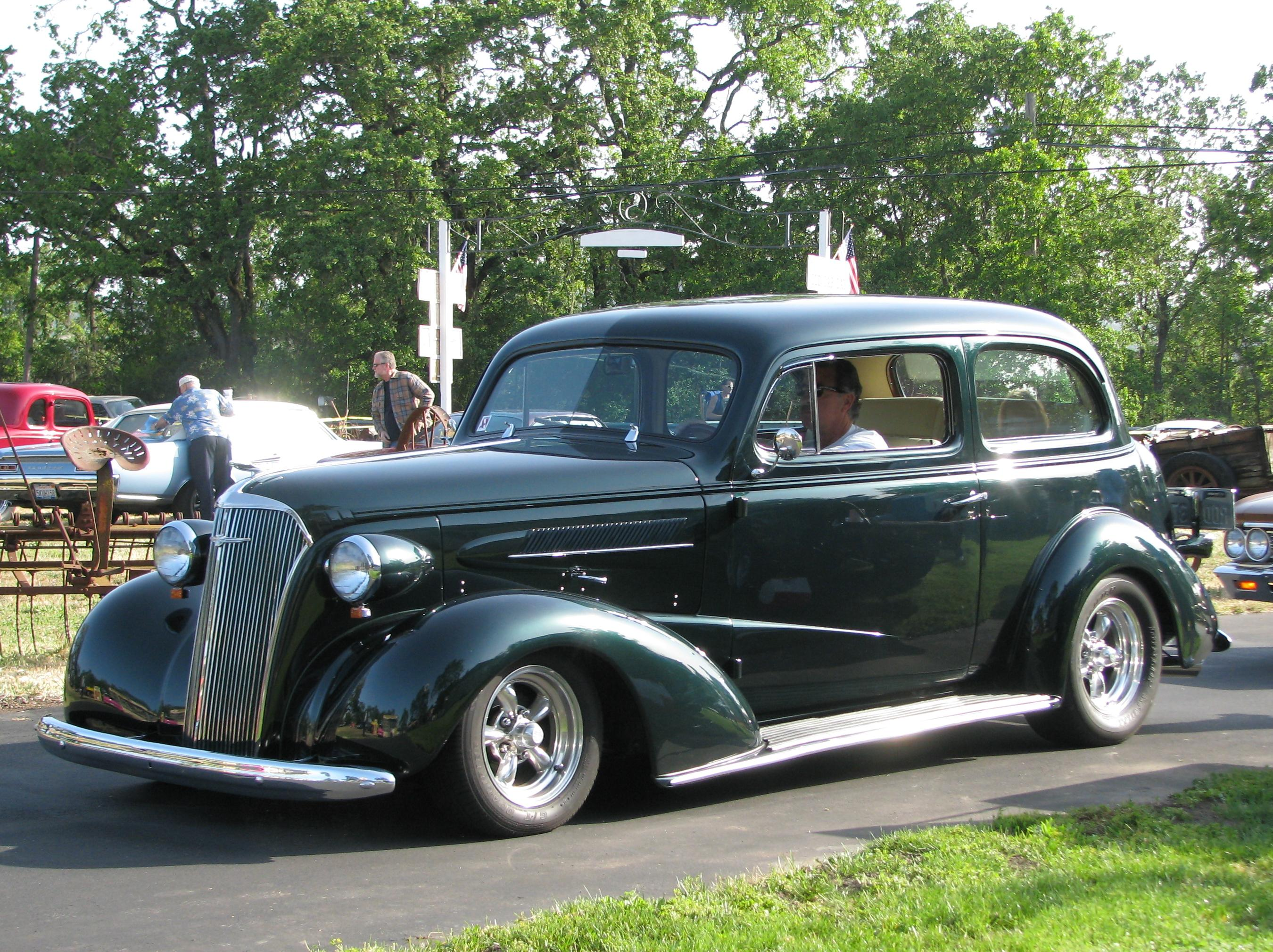 1937 chevrolet 2 door sedan custom flickr photo sharing for 1937 chevy 2 door