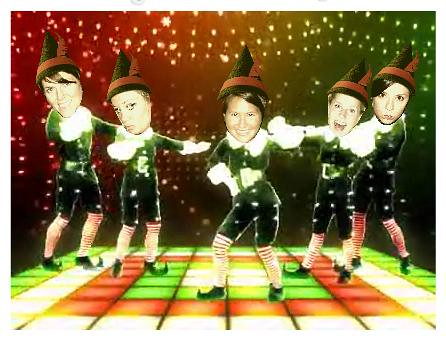 Elf yourself flickr photo sharing