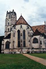 2004.08 BROU - Abbaye Royale de Brou