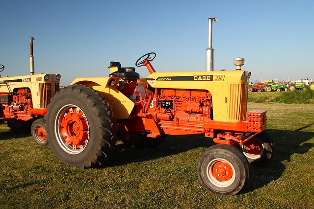 Case Comfort King : Case quot comfort king heritage tractor advent
