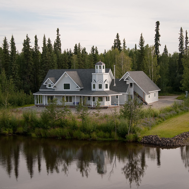 My alaskan dream home flickr photo sharing for My dream house photo gallery