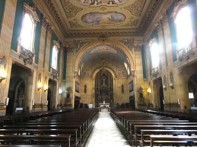 Basílica Nossa Senhora do Carmo, SP - São Paulo Brasil