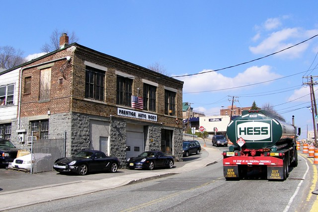 Prestige Auto Body Shop On Main Street Fort Lee Nj