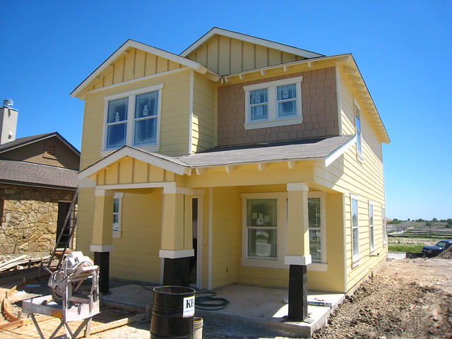 New kb homes model home plum creek flickr photo sharing for Home styles com