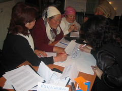 Osh Kyrgyzstan National TOT March 2008