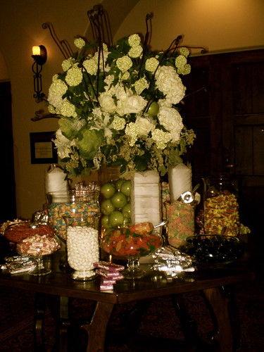 winter wedding candy buffet Image by DesertNana aka majamom