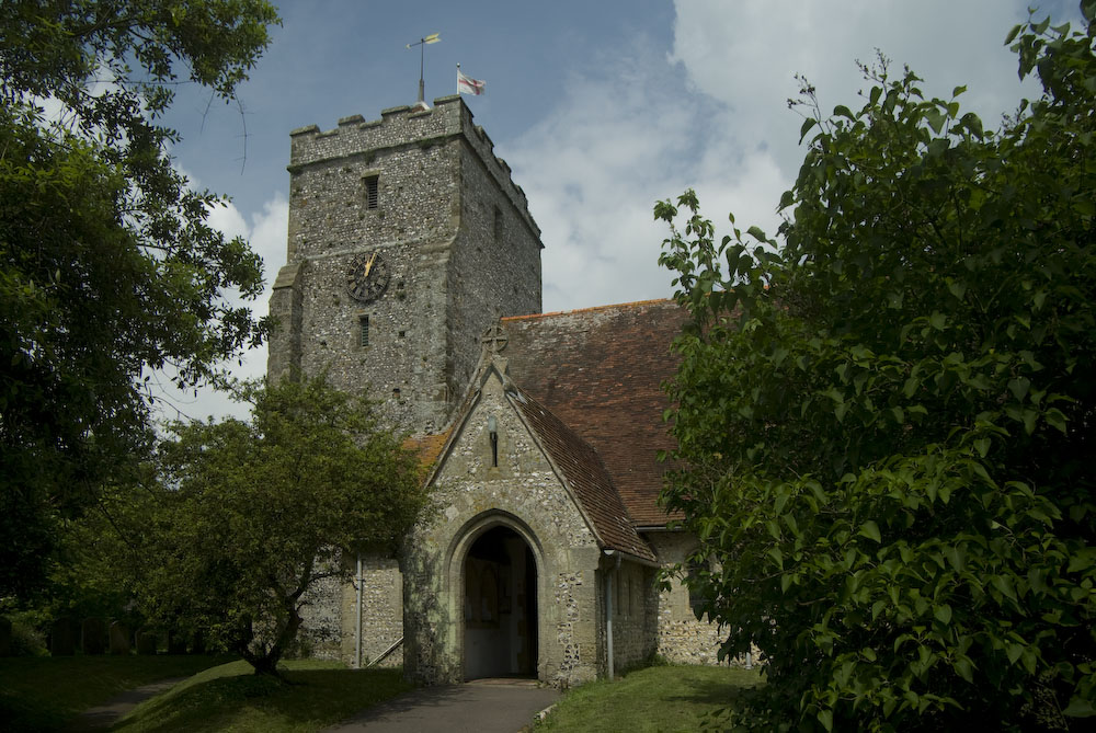 IMGP8786-Edit St Mary the Virgin at Burpham