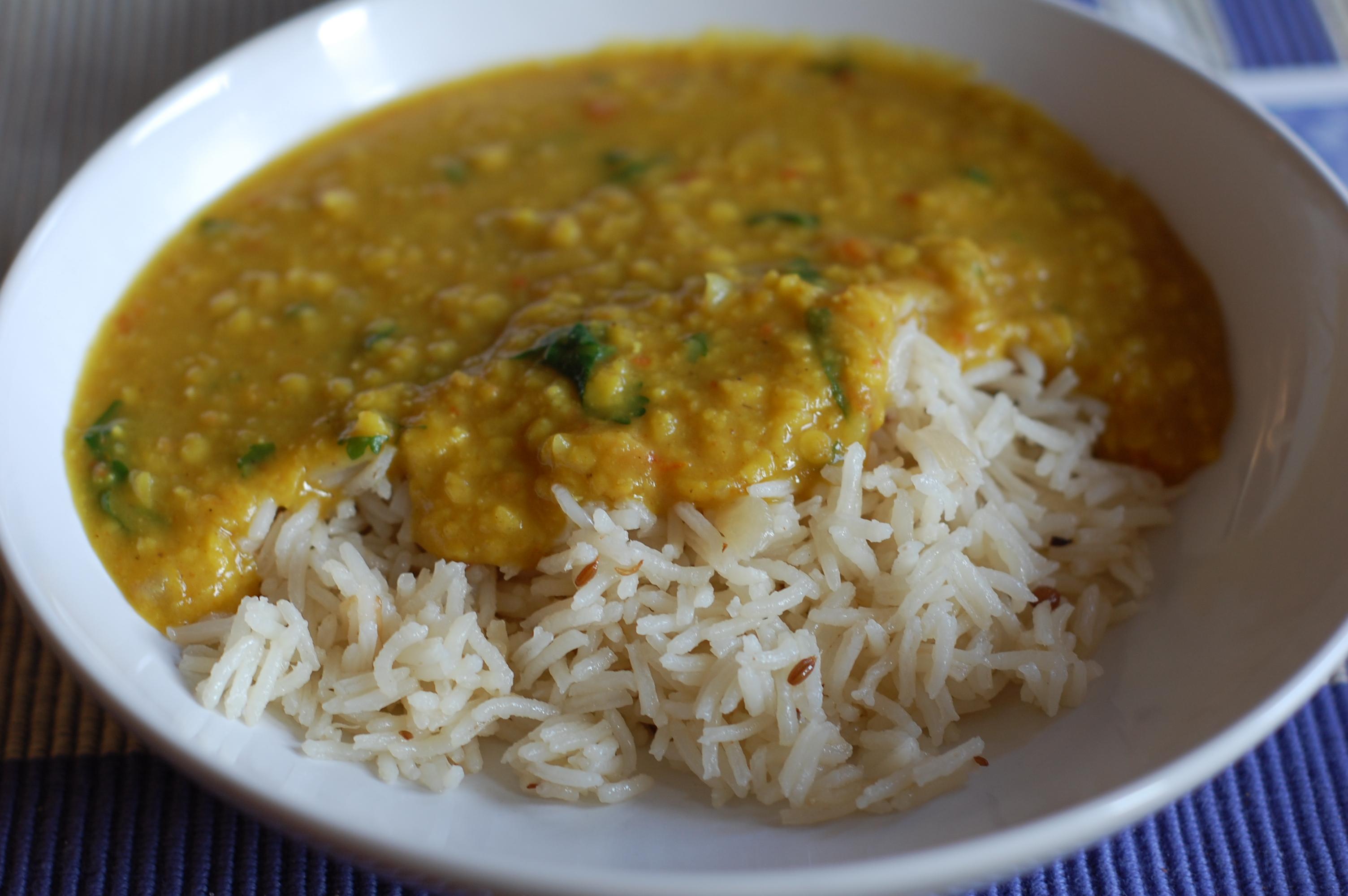 how to make pilau rice yellow