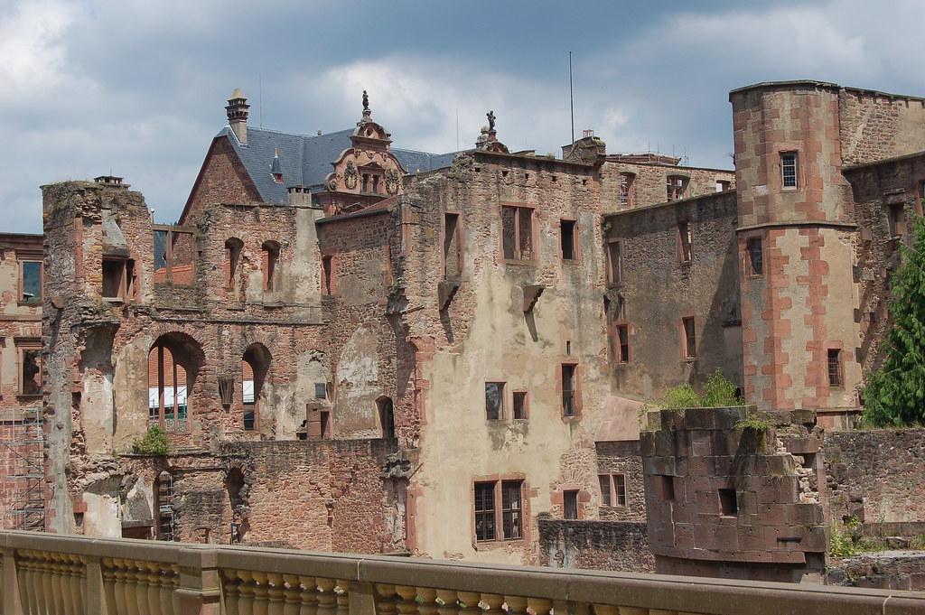 Heidelberg Castle - Heidelberg