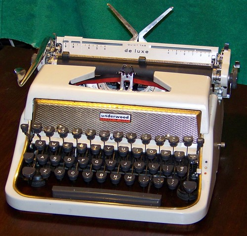 Underwood Golden Touch