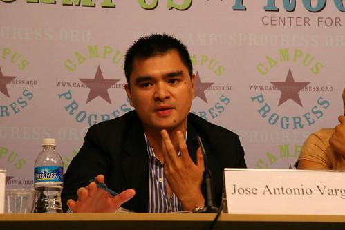 Jose Antonio Vargas Speaks
