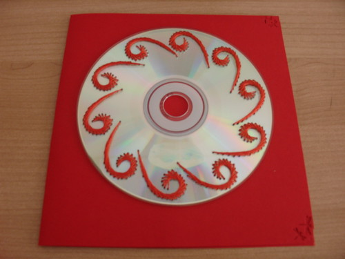 CD bordado ~ CD Embroidery